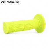 Ручки руля для мотоцикла 22мм Cross Fluo, Progrip 794